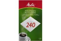 Pyramiden-Filterpapier PA SF 240G - 100 Stück