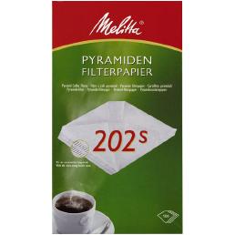 Pyramiden-Filterpapier 202 S - 100 Stück