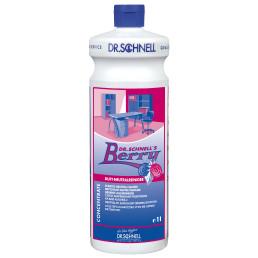 Dr. Schnell's Berry Duft-Neutralreiniger - 1 Liter Flasche