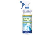 Desifor-Quick Plus Schnelldesinfektion - 2 Flaschen x 1 Liter + 2 Sprühaufsätze