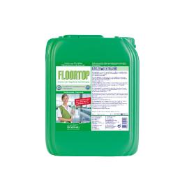 Floortop Hochleistungswischpflege - 10 Liter Kanister