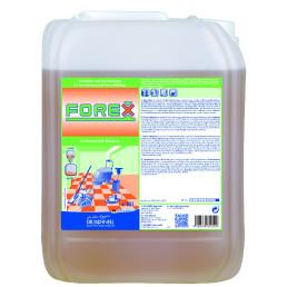 Forex Intensivreiniger für Feinsteinzeug und Keramikbeläge - 10 Liter Kanister