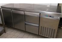 NordCap – Umluft Kühltisch, steckerfertig, gebraucht / nur Abholung
