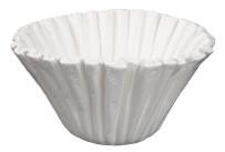Korbfilterpapier 110/360 mm - 250 Stück