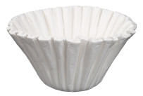 Korbfilterpapier 203/535 mm - 250 Stück