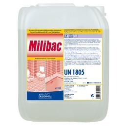 Milibac Flächendesinfektion Sanitärbereich - 10 Liter Kanister