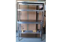Wärmeboard 2-etagig mit Unterbau, gebraucht / nur Abholung